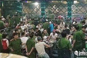 Đà Nẵng: Đột kích Club F3 lúc nửa đêm, phát hiện 80 đối tượng dương tính ma túy