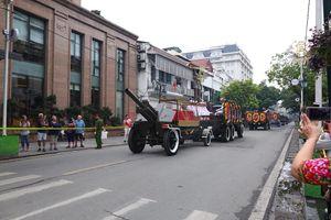 Hình ảnh Lễ di quan nguyên Chủ tịch nước Lê Đức Anh tại Hà Nội