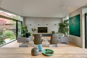 Ngôi nhà vườn bình yên ở Australia