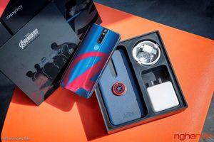 Phiên bản giới hạn Avengers của Oppo F11 Pro bán hết chỉ trong 1 giờ