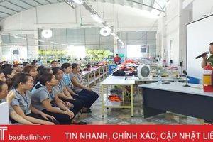 Hà Tĩnh tổ chức nhiều hoạt động thiết thực Tháng Công nhân 2019