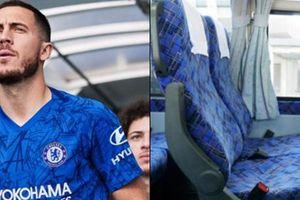 Mẫu áo mới của Chelsea bị chê quá giống vải bọc ghế xe buýt