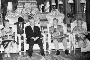 Truyền thông Campuchia và Mỹ nêu bật những đóng góp của nguyên Chủ tịch nước Lê Đức Anh