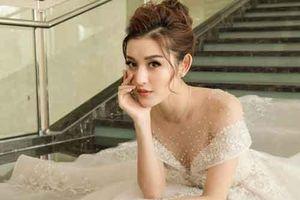 Quá khủng: Váy cưới của Á hậu Huyền My lên tới 2,5 tỷ đồng