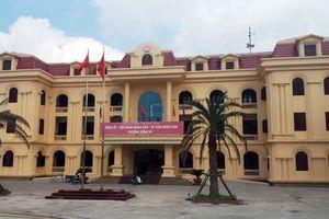 Vi phạm tại CCN Đồng Quang (Bắc Ninh): Yêu cầu xác định trách nhiệm và xử lý kỷ luật các tổ chức, cá nhân có sai phạm