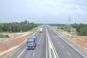 Hơn 3.100 tỷ đồng vốn Nhà nước hỗ trợ cao tốc Bắc-Nam đoạn Mai Sơn-QL45