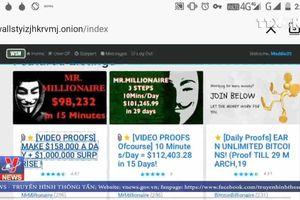 Đóng cửa trang mạng bán hàng cấm lớn nhất thế giới 'Wall Street Market'