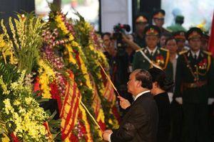 Nguyên Chủ tịch nước Lê Đức Anh đã đến nơi an nghỉ cuối cùng