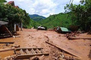 Thanh Hóa: Di dời, tái định cư khẩn cấp 322 hộ dân vùng nguy cơ sạt lở đất, lũ ống, lũ quét