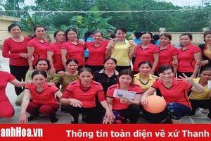 Phong trào 'Toàn dân đoàn kết xây dựng đời sống văn hóa' ở xã Thiệu Vũ