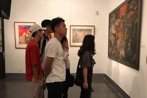 Chiến dịch Điện Biên Phủ qua các tác phẩm hội họa