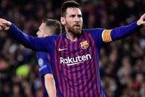 Đẳng cấp Barca, thiên tài Messi