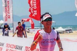 Techcombank: Chúng tôi muốn lan tỏa ước mơ với tinh thần thép từ Ironman