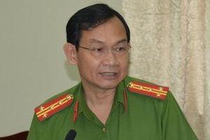 Công bố quyết định bổ nhiệm chức danh Thủ trưởng Cơ quan Cảnh sát điều tra Công an TP HCM