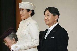 Nhật hoàng Naruhito và Hoàng hậu lần đầu xuất hiện trước công chúng