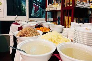Khám phá ẩm thực về xôi, chè tại nhà hàng chay Tâm An Lạc