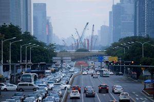 Trung Quốc: Xác định và 'bêu tên' người vi phạm luật giao thông bằng AI
