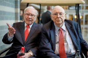Cổ phiếu Berkshire Hathaway: lãi 2,4 triệu %
