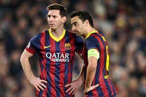 Xavi kiến tạo siêu đẳng, cùng Messi hủy diệt Real 10 năm trước