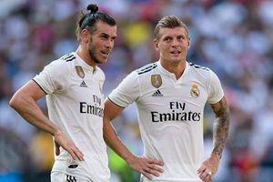 Hàng loạt ngôi sao của Real Madrid sẽ bị tống ra đường hè này