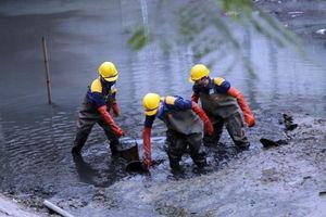 'Giải pháp làm sạch sông Tô Lịch của chuyên gia Nhật chỉ là tạm thời'