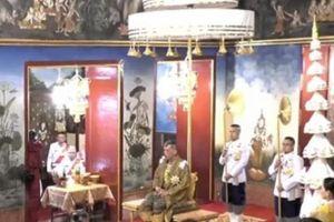 Đây là bảo vật quan trọng nhất quốc vương Thái Lan được nhận?