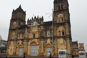 Nhà thờ Bùi Chu sẽ giữ nguyên quy mô, kiến trúc sau đại tu