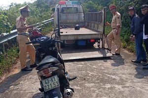 Tự gây tai nạn khi tham quan bán đảo Sơn Trà, một nữ sinh viên tử vong