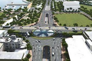 Ngày 2-9: Khởi công dự án cụm nút giao thông phía Tây cầu Trần Thị Lý