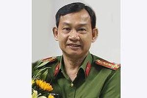 Công an TPHCM có tân Thủ trưởng Cơ quan Cảnh sát Điều tra