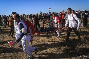 Lực lượng chiếm đóng Israel tấn công vào trung tâm Dải Gaza