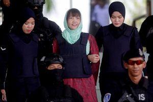 Bộ Ngoại giao lên tiếng việc Đoàn Thị Hương được trả tự do, về nước