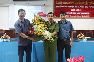 Công an TPHCM: Đã có người thay thế Thiếu tướng Phan Anh Minh về hưu