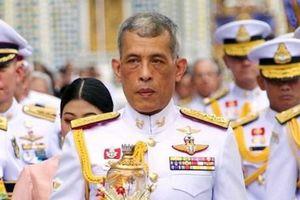 Trực tiếp lễ đăng quang của Quốc vương Thái Lan Vajiralongkorn