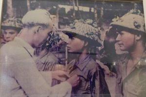 Ký ức người chiến sĩ Điện Biên được Bác Hồ gắn Huân chương
