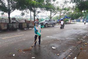 Chị Nguyễn Thị Thành: Công nhân môi trường là một nghề có ích cho xã hội