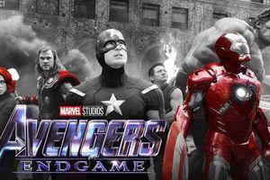 Avengers: Endgame chỉ mất 7 ngày để vượt mặt Hai Phượng và Cua lại vợ bầu, thu hơn 232,5 tỷ đồng tại Việt Nam