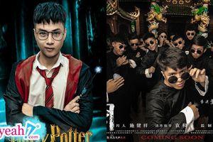 Từ phù thủy Harry Potter 'đình đám' đến 'sườn xám' xứ Trung, ảnh kỷ yếu 'chất lừ' của teen Gia Lai gây 'bão' mạng