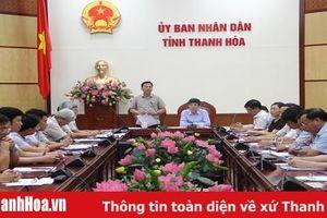 Chuẩn bị tốt các điều kiện phục vụ Lễ kỷ niệm 990 năm Thanh Hóa