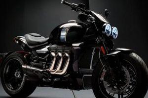 Triumph Rocket 3 TFC 2020 trình làng với 750 chiếc giới hạn, giá từ 755 triệu VNĐ