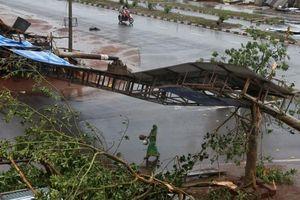 Ba người chết và hơn một triệu người sơ tán trong cơn bão Fani