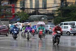 Dự báo thời tiết hôm nay 4/5: Hà Nội mưa cả ngày, đề phòng sấm sét và gió giật