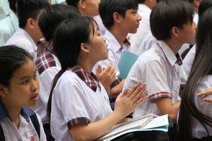 Chỉ khoảng 17.000 học sinh TPHCM sẽ 'rớt' lớp 10 công lập