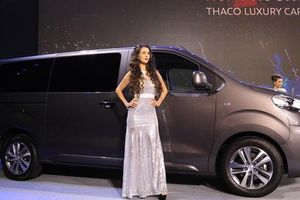Thaco khánh thành Nhà máy xe du lịch cao cấp và ra mắt mẫu xe đa dụng châu Âu Peugeot Traveller