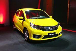 Honda Brio sẽ được bán giá bao nhiêu tại Việt Nam?