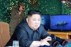 KCNA: Ông Kim Jong Un giám sát 'diễn tập tấn công'