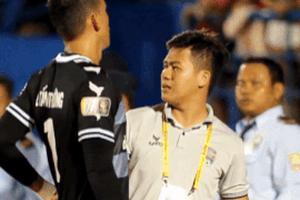 Thủ môn Tấn Trường tự ái vì bị CĐV chửi sau sai lầm ở V.League