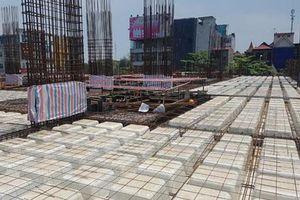Ứng dụng sàn ô cờ giảm 20% chi phí xây dựng