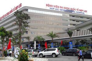 Khánh thành Bệnh viện đa khoa quốc tế Hợp Lực