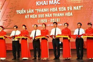 Khai mạc triển lãm 'Thanh Hóa xưa và nay'